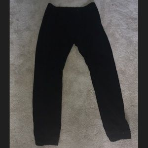 Other - Black Medium Size joggers from Against all odds